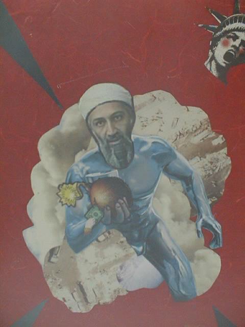 Ben Laden human bomb ?
